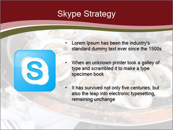 Fresh Mollusks PowerPoint Template - Slide 8