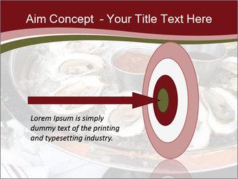 Fresh Mollusks PowerPoint Template - Slide 83