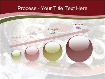 Fresh Mollusks PowerPoint Template - Slide 87