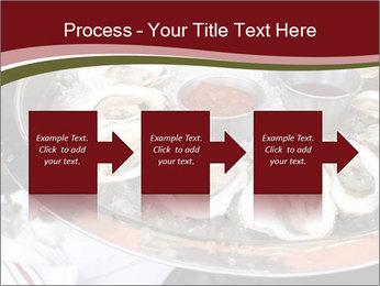 Fresh Mollusks PowerPoint Template - Slide 88