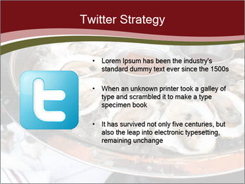 Fresh Mollusks PowerPoint Template - Slide 9