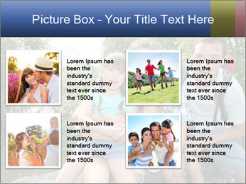 Family Hiking PowerPoint Template - Slide 14