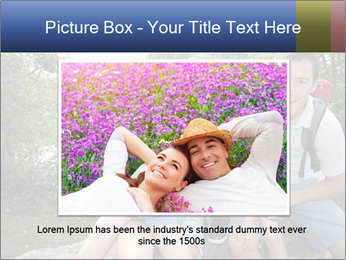 Family Hiking PowerPoint Template - Slide 15