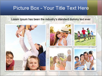 Family Hiking PowerPoint Template - Slide 19