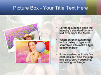 Family Hiking PowerPoint Template - Slide 20