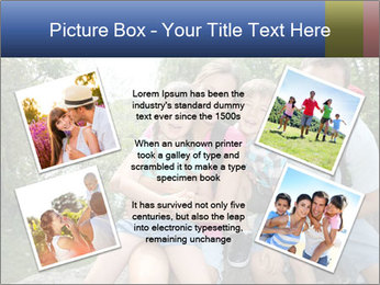 Family Hiking PowerPoint Template - Slide 24