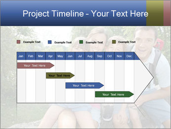 Family Hiking PowerPoint Template - Slide 25