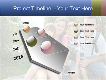 Family Hiking PowerPoint Template - Slide 26