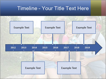 Family Hiking PowerPoint Template - Slide 28