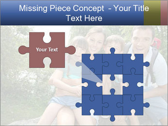 Family Hiking PowerPoint Template - Slide 45
