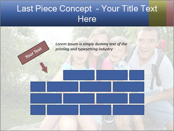Family Hiking PowerPoint Template - Slide 46