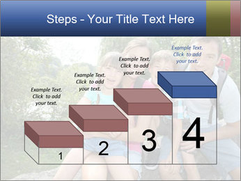 Family Hiking PowerPoint Template - Slide 64