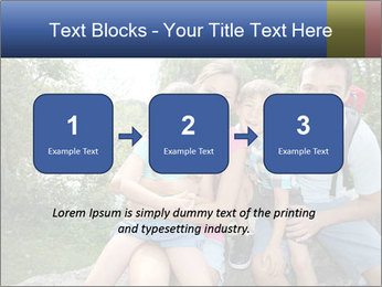 Family Hiking PowerPoint Template - Slide 71