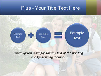 Family Hiking PowerPoint Template - Slide 75