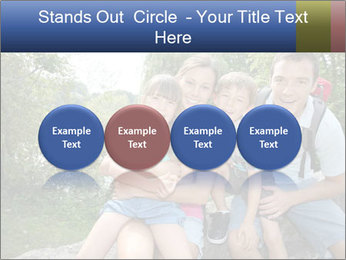 Family Hiking PowerPoint Template - Slide 76
