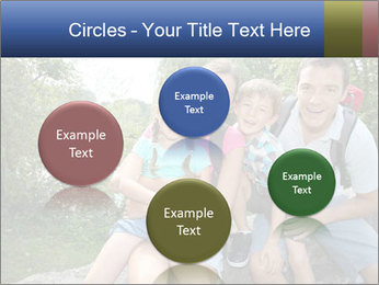 Family Hiking PowerPoint Template - Slide 77