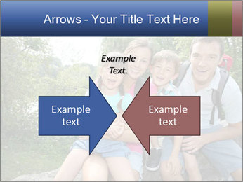 Family Hiking PowerPoint Template - Slide 90