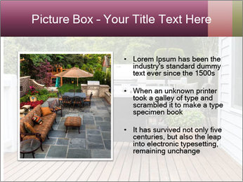 Place For Barbecue Cooker PowerPoint Template - Slide 13