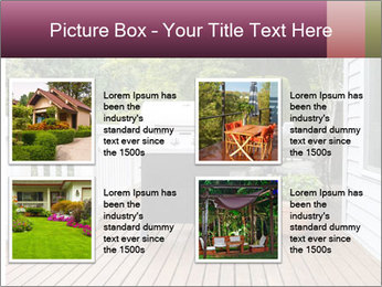 Place For Barbecue Cooker PowerPoint Template - Slide 14