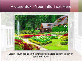 Place For Barbecue Cooker PowerPoint Template - Slide 15