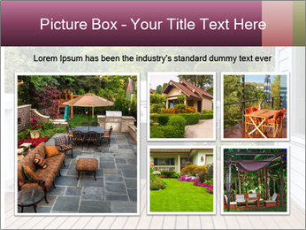 Place For Barbecue Cooker PowerPoint Template - Slide 19
