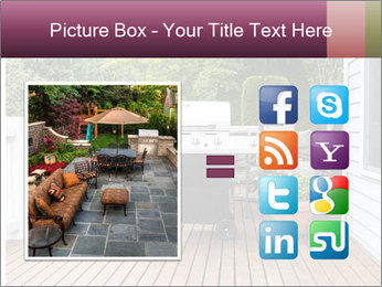 Place For Barbecue Cooker PowerPoint Template - Slide 21