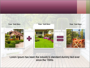 Place For Barbecue Cooker PowerPoint Template - Slide 22