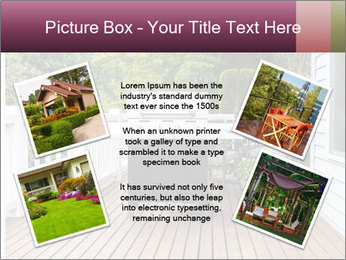 Place For Barbecue Cooker PowerPoint Template - Slide 24