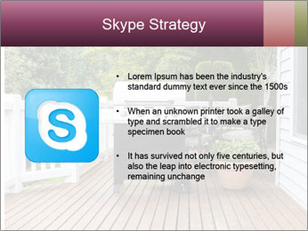 Place For Barbecue Cooker PowerPoint Template - Slide 8
