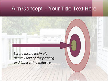 Place For Barbecue Cooker PowerPoint Template - Slide 83