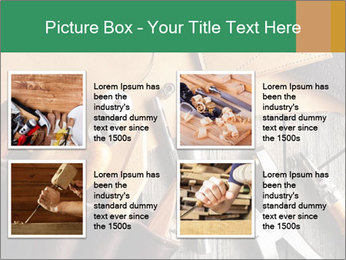 Leathercraft PowerPoint Templates - Slide 14