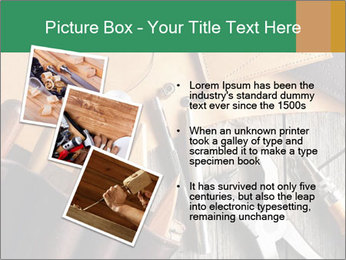 Leathercraft PowerPoint Templates - Slide 17