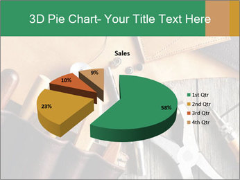 Leathercraft PowerPoint Templates - Slide 35
