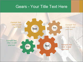 Leathercraft PowerPoint Templates - Slide 47