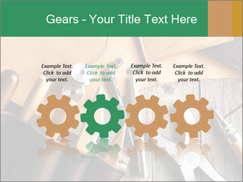 Leathercraft PowerPoint Templates - Slide 48