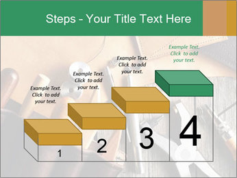 Leathercraft PowerPoint Templates - Slide 64