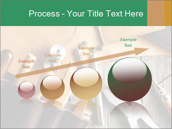 Leathercraft PowerPoint Templates - Slide 87