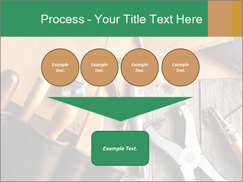 Leathercraft PowerPoint Templates - Slide 93