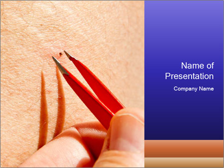 Lyme Disease Powerpoint Template Backgrounds Google Slides Id