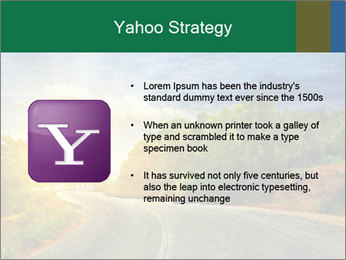 Sunlight And Road PowerPoint Templates - Slide 11