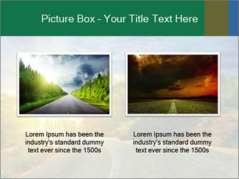 Sunlight And Road PowerPoint Templates - Slide 18