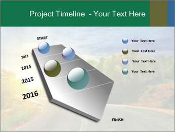 Sunlight And Road PowerPoint Templates - Slide 26