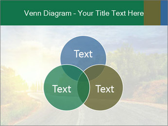 Sunlight And Road PowerPoint Templates - Slide 33