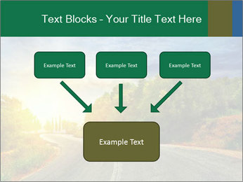 Sunlight And Road PowerPoint Templates - Slide 70