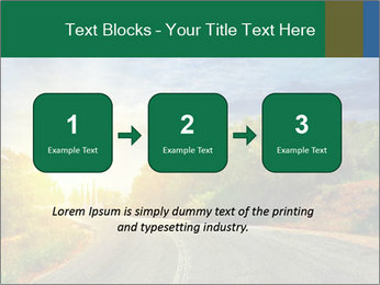 Sunlight And Road PowerPoint Templates - Slide 71