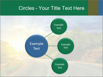 Sunlight And Road PowerPoint Templates - Slide 79