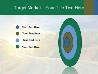 Sunlight And Road PowerPoint Templates - Slide 84