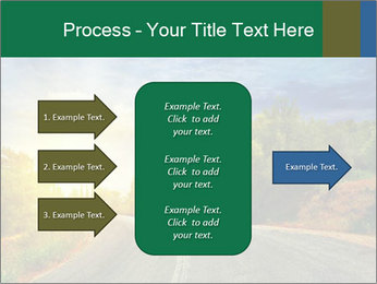 Sunlight And Road PowerPoint Templates - Slide 85