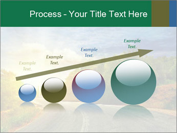 Sunlight And Road PowerPoint Templates - Slide 87