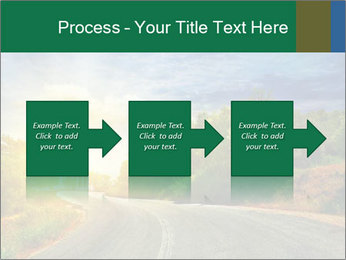 Sunlight And Road PowerPoint Templates - Slide 88